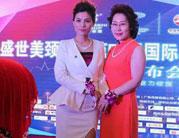 王俊华董事长与华夏时代传媒总裁刘树文合影